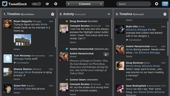 Twitter cierra TweetDeck para iOS, Android y Adobe Air