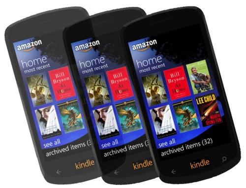 Amazon: el Kindle Phone tendrá una pantalla de 4,7 pulgadas