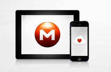 MEGA para smartphone y tablet
