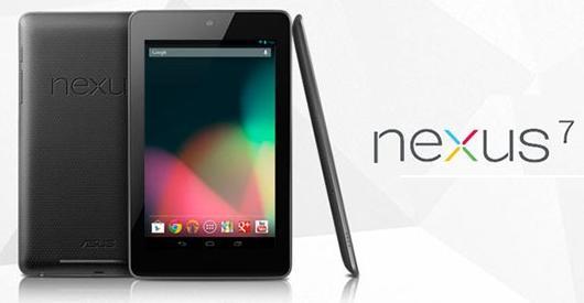 Nuevo Google Nexus 7
