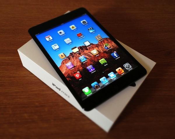iPad Mini 2, Apple presentaría dos nuevos modelos
