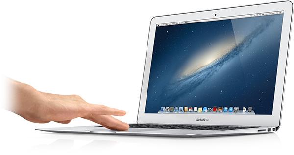 Apple presentaría un nuevo MacBook Air