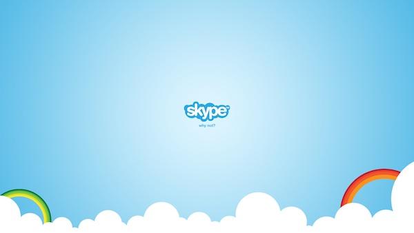 Skype celebra su éxito de dos millones de minutos al día