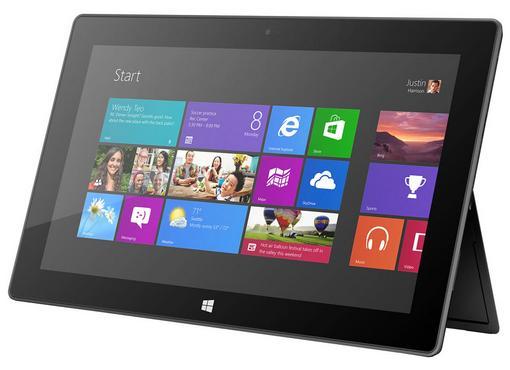 Microsoft admite la realización de la tableta de 7 y 8 pulgadas