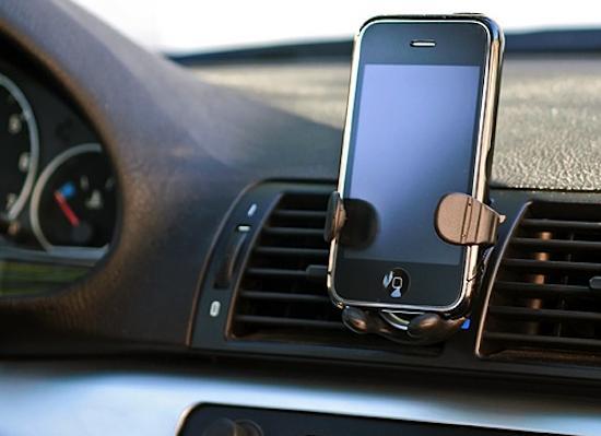 Apple quiere integrar las tecnologías básicas de iOS 7 con los coches