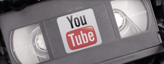 YouTube celebra el VHS
