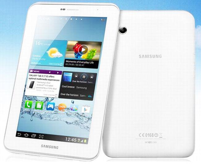 La nueva Samsung Galaxy Tab 3 podría tener procesador Intel