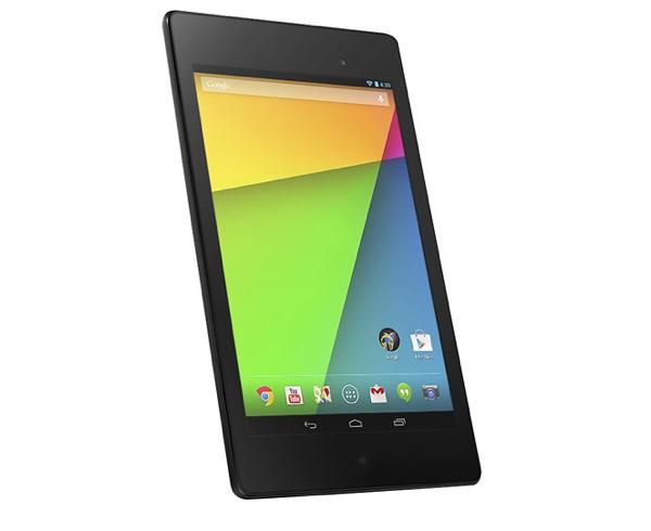 Google anuncia el nuevo Nexus 7