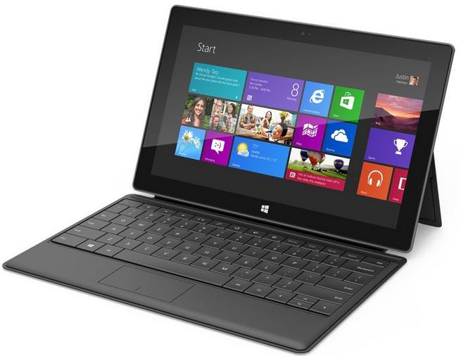 Microsoft rebaja el precio de su tablet Surface RT