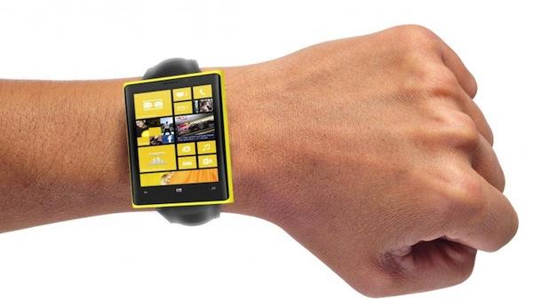 Microsoft también planea lanzar su propio reloj inteligente