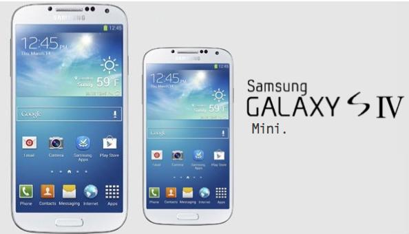 Samsung anuncia el Galaxy S4 Mini