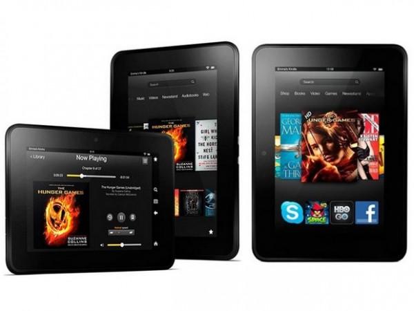 Kindle Fire HD con el nuevo sistema operativo Android