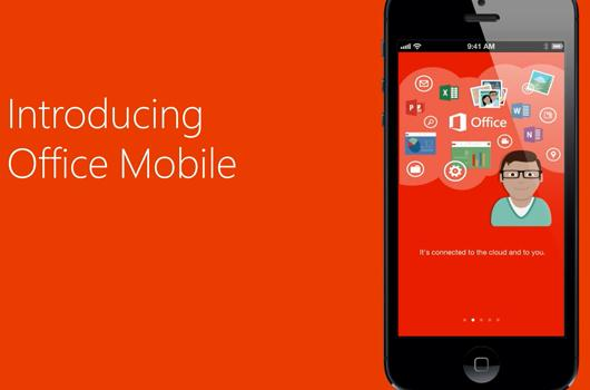 Microsoft lanza Office Mobile para Android