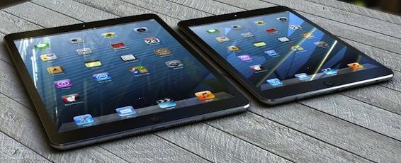 iOS 7 para iPad llegaría en el nuevo tablet de Apple