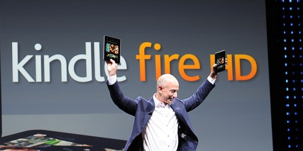 Kindle Fire HD 2