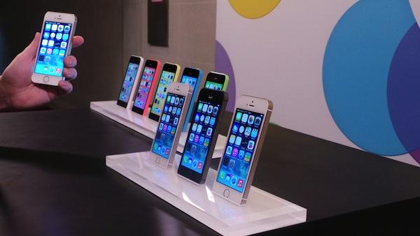 Ventas del nuevo iPhone