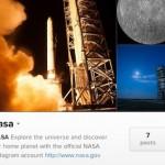 La Nasa ya tiene su perfil en Instagram