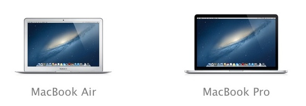 Actualización de firmware para el MacBook Air, MacBook Pro y MacBook Pro Retina
