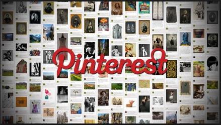 Pinterest, intercambio de artículos