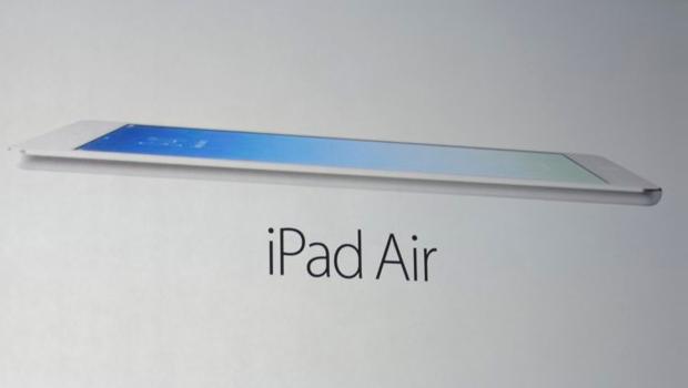 iPad Air, las características del nuevo tablet de Apple