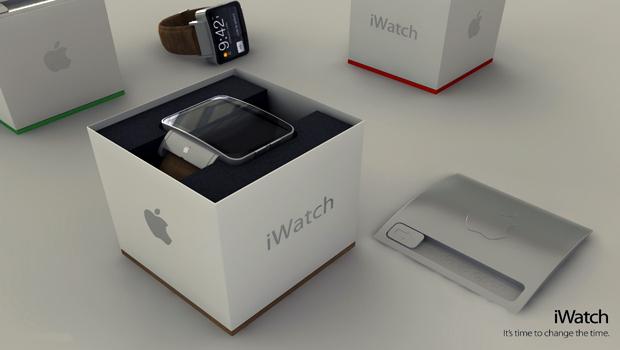 iWatch de Apple