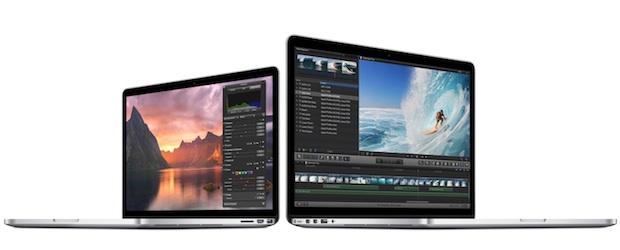 Nuevo MacBook Pro Retina