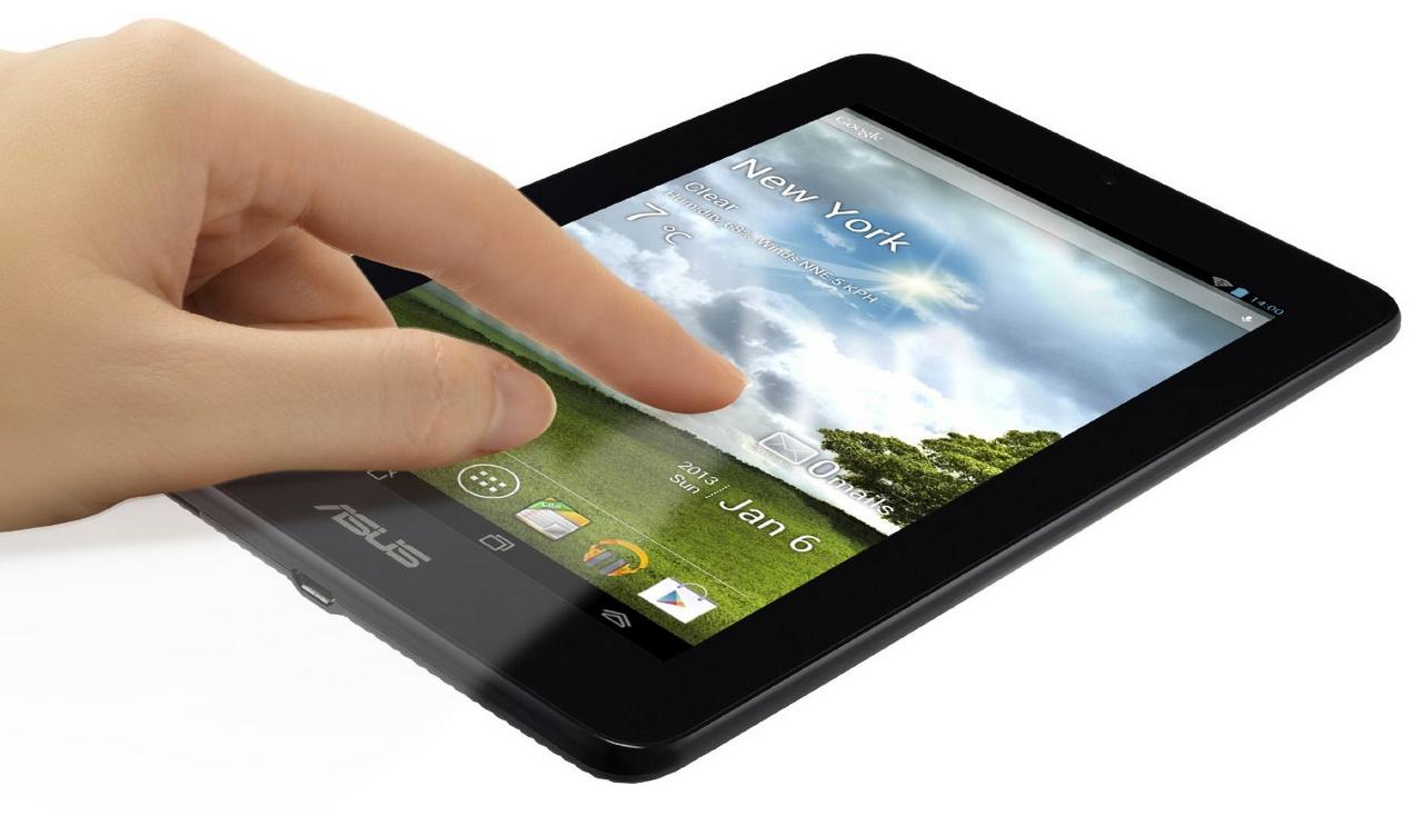 Asus prepara 9 tablet