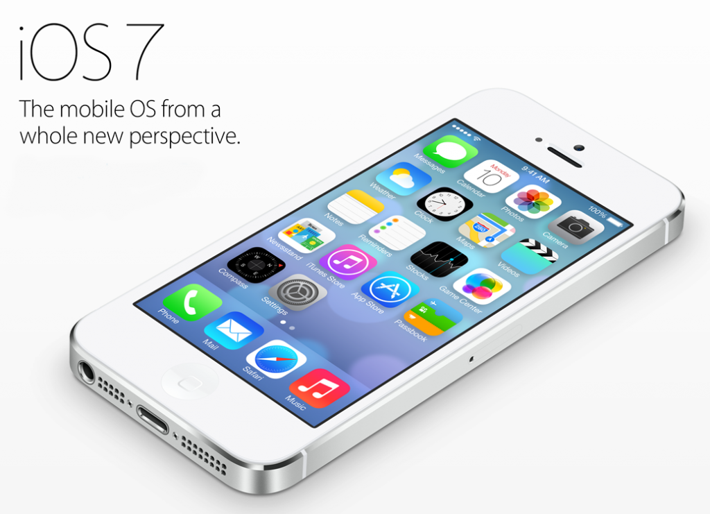 iOS 7 está instalado en 74 % de los dispositivos Apple
