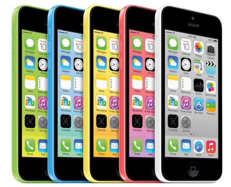iPhone es el más buscado en Yahoo en 2013
