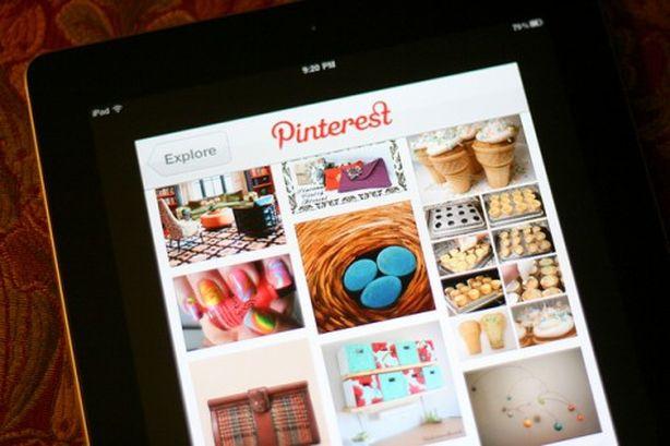 Pinterest para iPad