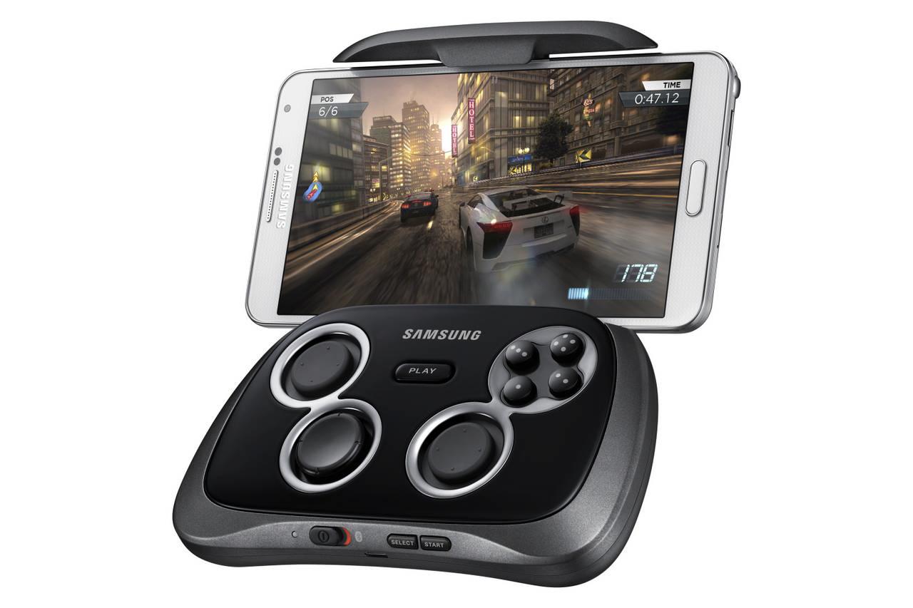 Samsung GamePad llega a Europa