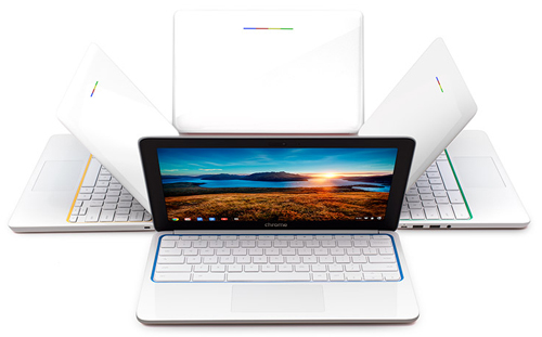 Google presenta nueva Chromebook HP 11