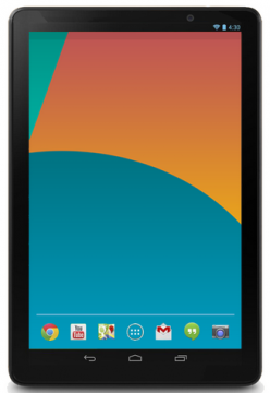 Google Nexus 10 de 16 GB