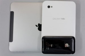 Hombres prefieren Apple y mujeres Samsung