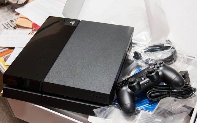 PlayStation 4, actualización