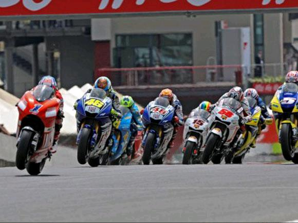 Parrilla de Movistar TV para el GP de las Americas