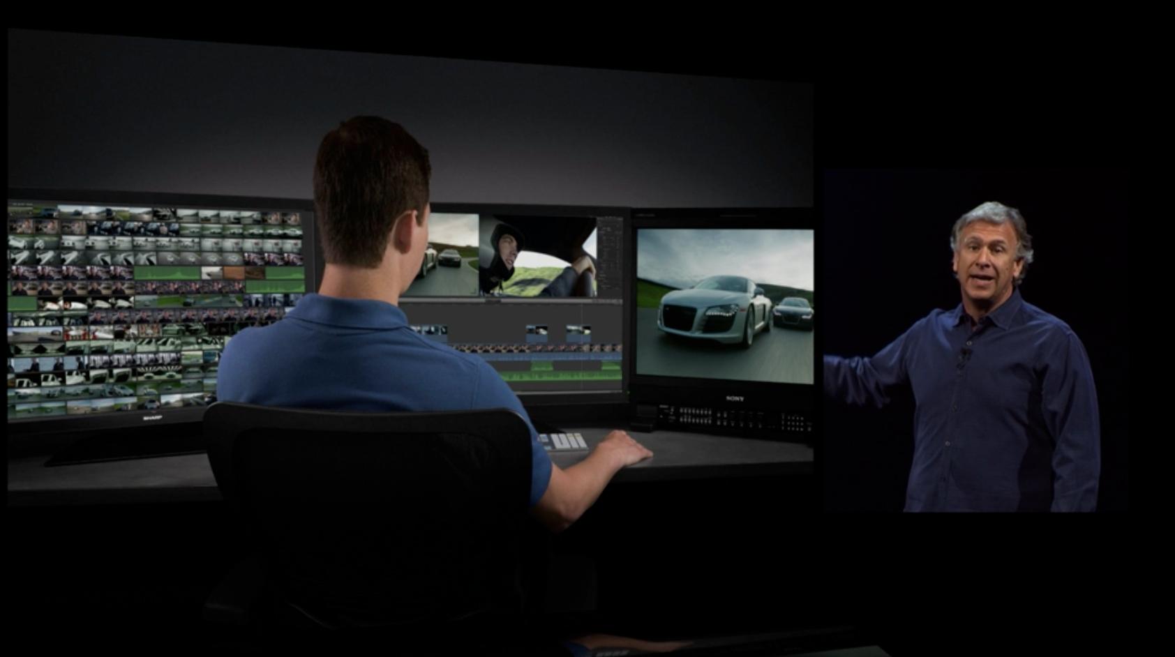 Mac Pro y la pantalla 4K