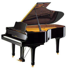 piano de cola Yamaha C7
