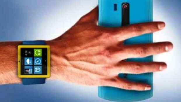 SmartWatch Nokia en 2014