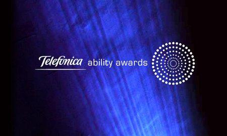 Telefonica premia soluciones tecnologicas para discapacitados