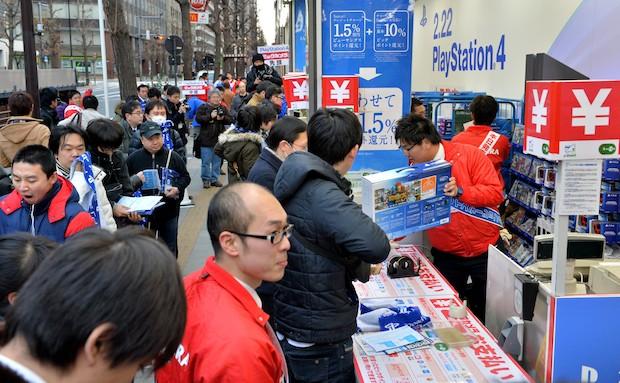 PlayStation 4 en China