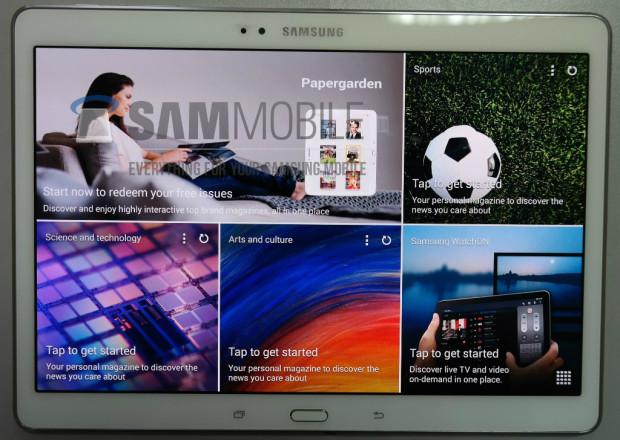 Samsung Galaxy Tab S, tablet de 2K
