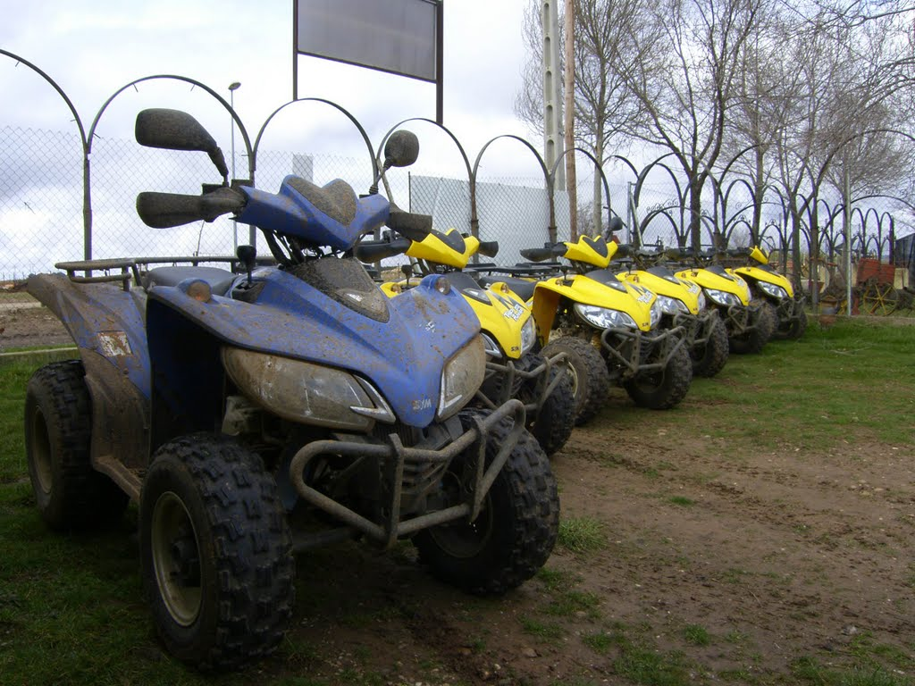 Quads vehiculos para disfrutar de los mejores paisajes