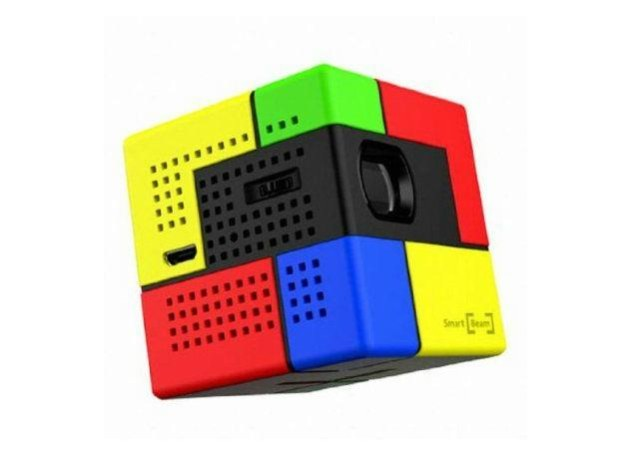 Smart Beam Mini Portable Projector