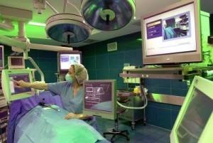 quirofano robotico