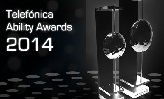 "Telefónica Ability Awards lanza categoría ""Innovación para la Inclusión"""