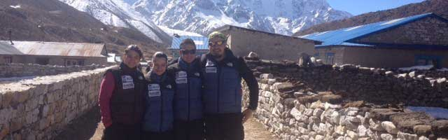 Telefónica lleva diabéticos al Everest