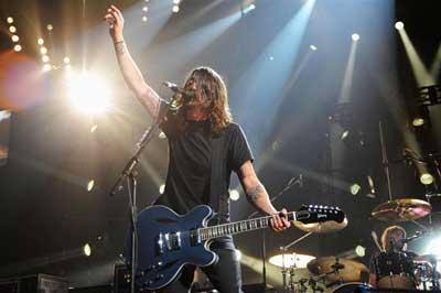 Foo Fighters han terminado su