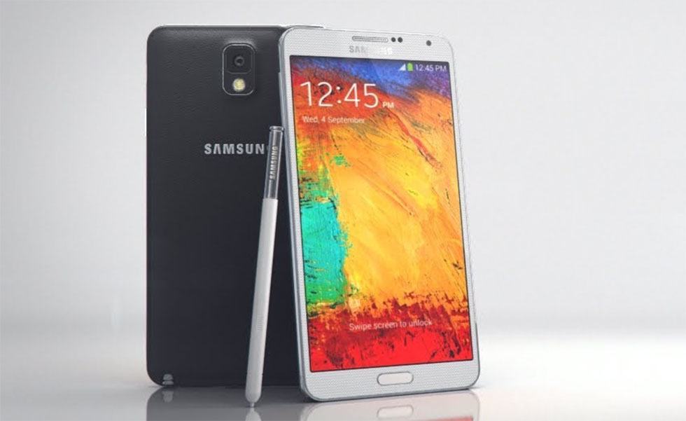 Samsung Galaxy Note 4 tendría un S Pen con ultrasonido