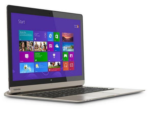 Toshiba presenta la nueva línea de tabletas y portátiles convertibles
